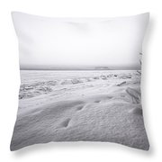 Brule Bay Lake Superior Throw Pillow