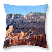 Bryce Amphitheater Throw Pillow