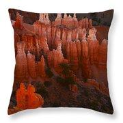 Bryce Canyon 17 Throw Pillow