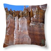 Bryce Canyon Beauty Throw Pillow