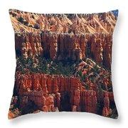 Bryce Canyon Utah Throw Pillow
