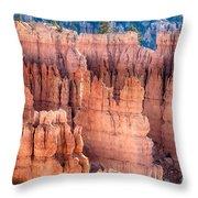 Bryce Canyon Utah Views 90 Throw Pillow