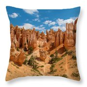Bryce Hills 3 Throw Pillow