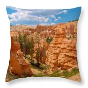 Bryce Hills 6 Throw Pillow
