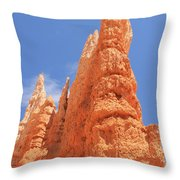 Bryce Hoodoo Throw Pillow