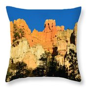 Bryce Canyon Panoramic Throw Pillow
