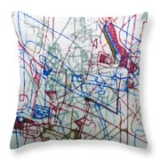 bSeter Elyion 15 Throw Pillow