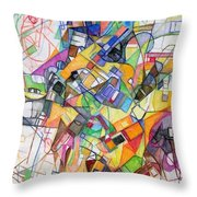 bSeter Elyion 20 Throw Pillow