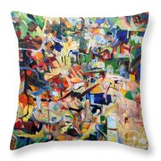 bSeter Elyion 3 Throw Pillow