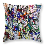 bSeter Elyion 31 Throw Pillow