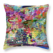 bSeter Elyion 9a Throw Pillow