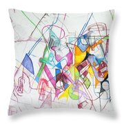 bSeter Elyon 15 Throw Pillow