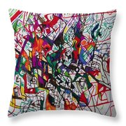 Bseter Elyon 70 Throw Pillow