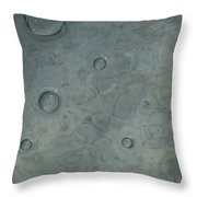 Bubble Trouble #1 Throw Pillow