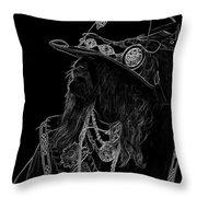 Buccaneer Throw Pillow