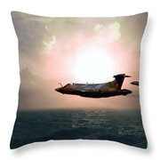 Buccaneers  Throw Pillow