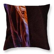 Buckskin Gulch 16 Throw Pillow