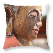Buddha 13 Throw Pillow