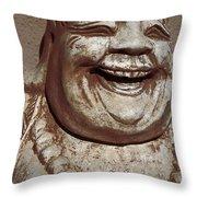 Buddha 15 Throw Pillow