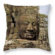 Buddha #2 Throw Pillow
