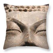 Buddha 6 Throw Pillow