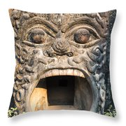 Buddha Park - Vientiane - Laos Throw Pillow