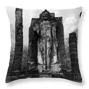 Buddha Wat Sri Chum Thailand 2 Throw Pillow