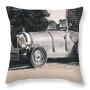 Bugatti Throw Pillow