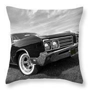 Buick Wildcat 1968 Throw Pillow