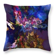 Building New Landscapes Throw Pillow