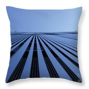 Buildings Of New York 2 Throw Pillow