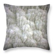 Buildup Throw Pillow