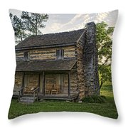 Built To Last Throw Pillow