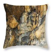 Bulak Cave Throw Pillow