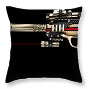 Bullet Bag Throw Pillow