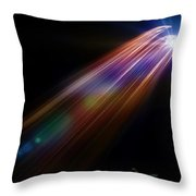 Bullet - Featured On 'spectacular Artworks Of Faa' Throw Pillow