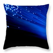 Bullet The Blue Sky Throw Pillow