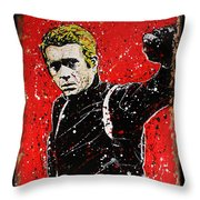 Bullitt IIi Throw Pillow by Chris Mackie