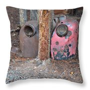 Bumped  Throw Pillow