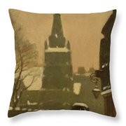 Bunhill Row Throw Pillow