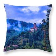 Burgbadliebenzell Throw Pillow