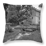 Burwell-morgan Mill Throw Pillow