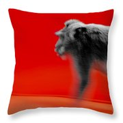 Business Throw Pillow