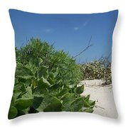 Buttercup Pick Me Up Throw Pillow