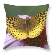 Butterfly 6 Throw Pillow