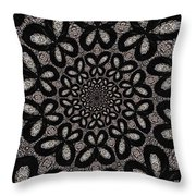 Butterfly Multitude  Throw Pillow