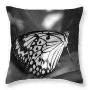 Butterfly7 Throw Pillow