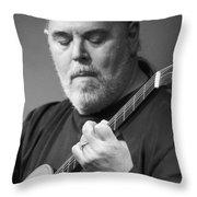 Buzz Turner Throw Pillow