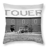 Bw Stovers Farm Market Berrien Springs Michigan Usa Throw Pillow