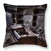 By Gone Era Throw Pillow